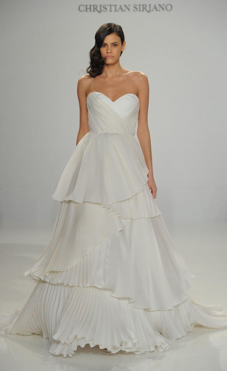 Christian Siriano Wedding Dresses