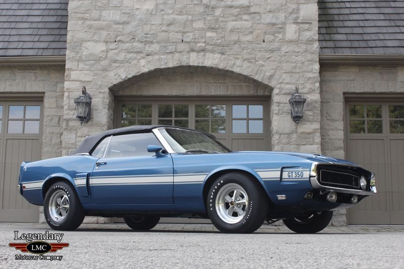 1969 Ford Mustang Shelby Gt350 Love For Mustang Pinterest