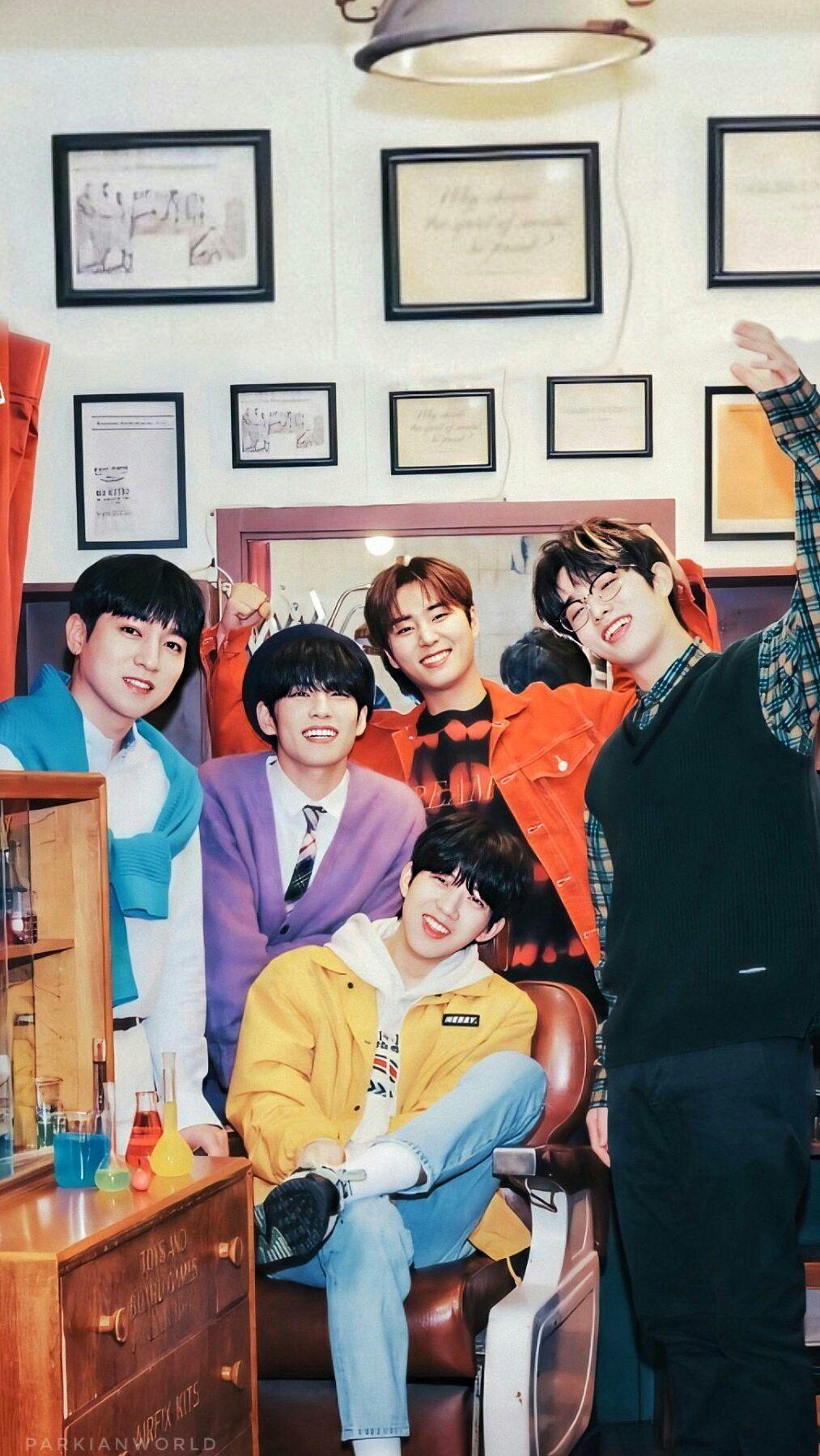 Day6 Official Fan Club 3rd Entertainment Album Mini Orang