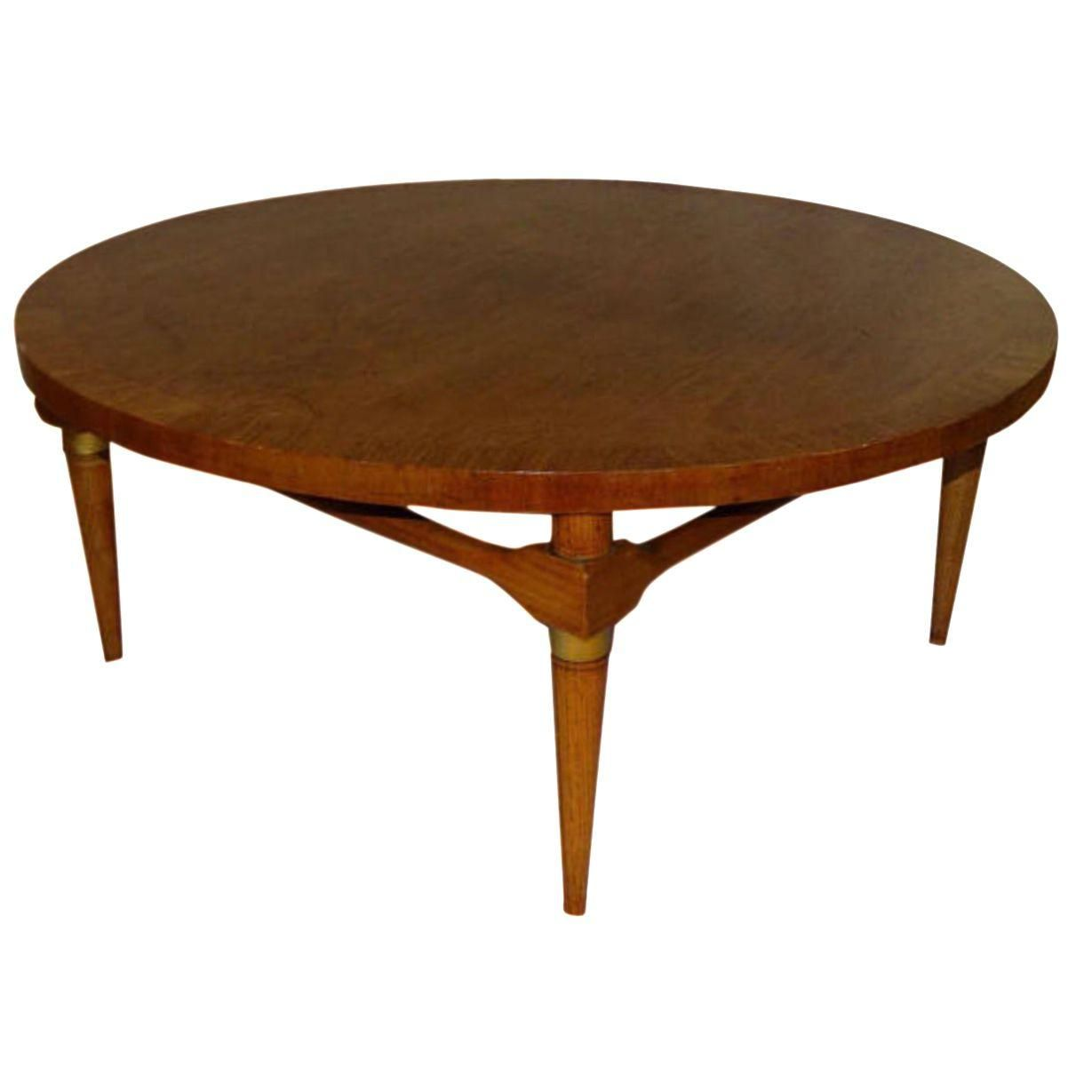 Mid Century Modern Round Coffee Table Image 1 Of 6 Coffee Table Coffee Table Inspiration Round Coffee Table Modern [ 1229 x 1229 Pixel ]
