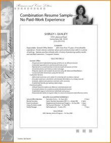 Image Result For Teen Resume Samples With No Work Experience
