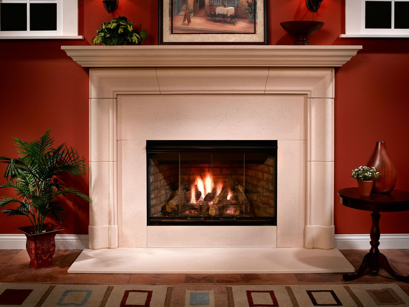 Heatilator Reveal Gas Fireplace Heatilator Fireplaces