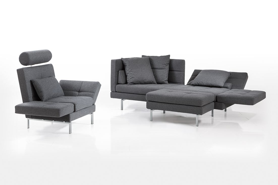 amber sofa und sessel von br hl amber sofa and chair from. Black Bedroom Furniture Sets. Home Design Ideas