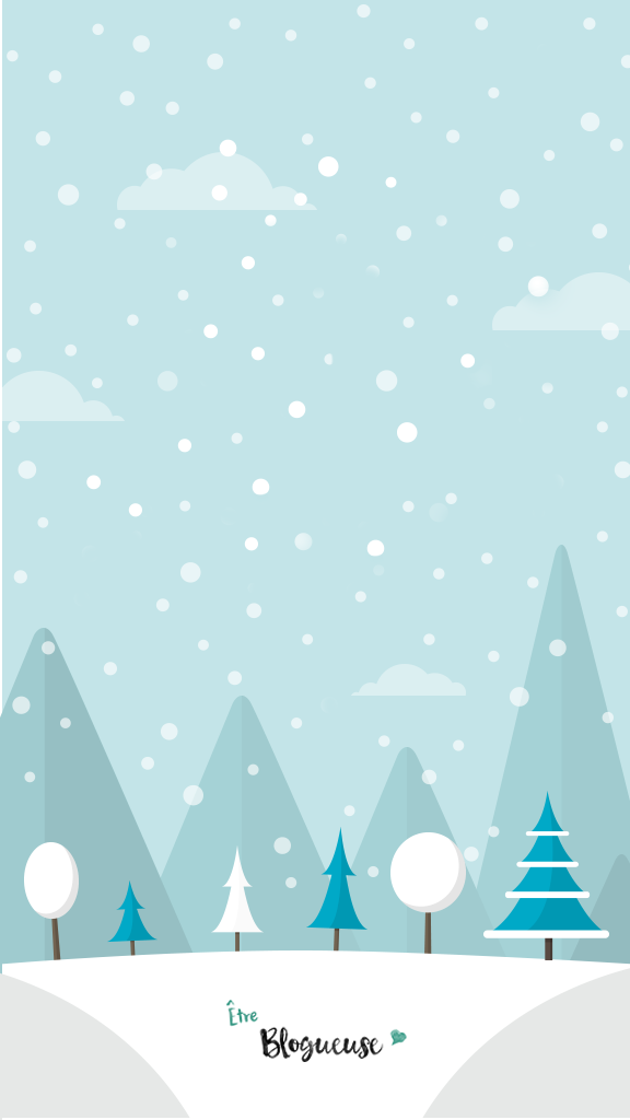 Hello decembre - fond d'écran mignon iphone #decembrefondecran