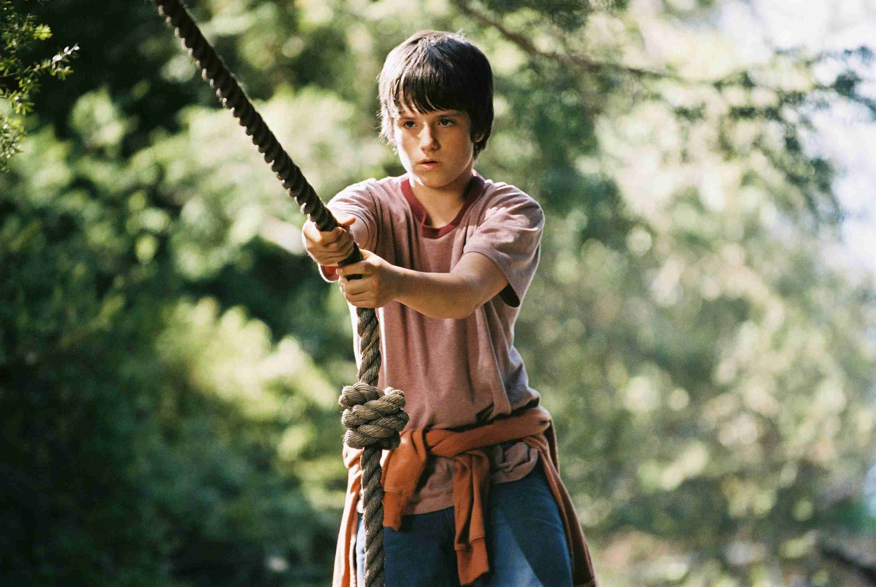 is this josh? I think it is. bridge to terabithia | Josh ...