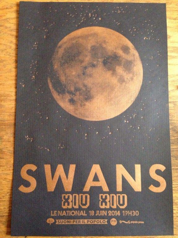 swans by popolo press