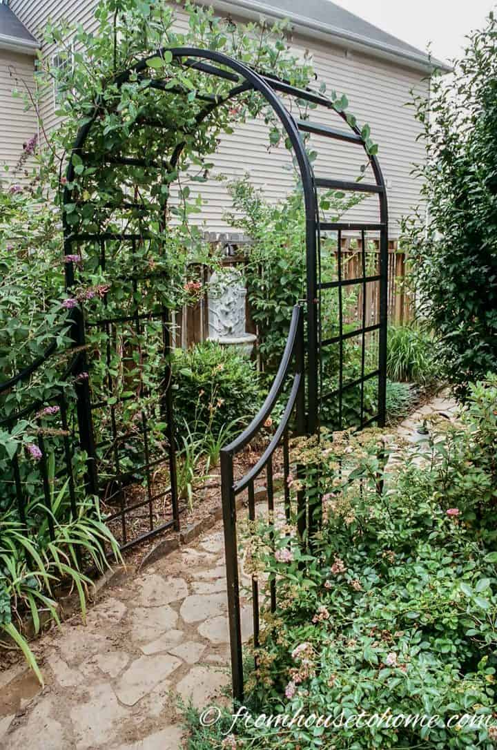 Creative Garden Gate Ideas For A Beautiful Backyard  Gardening  From House To Home