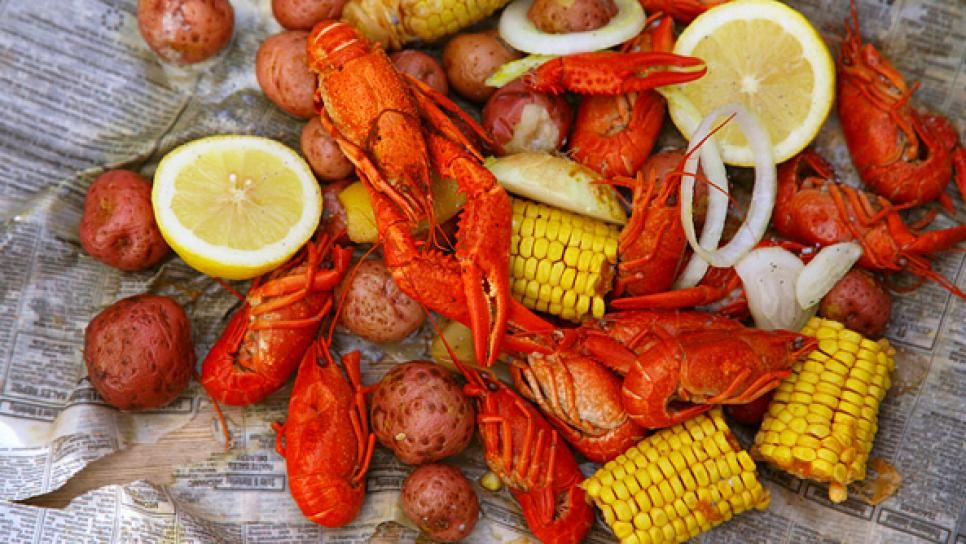 Creole Food And Dishes In New Orleans