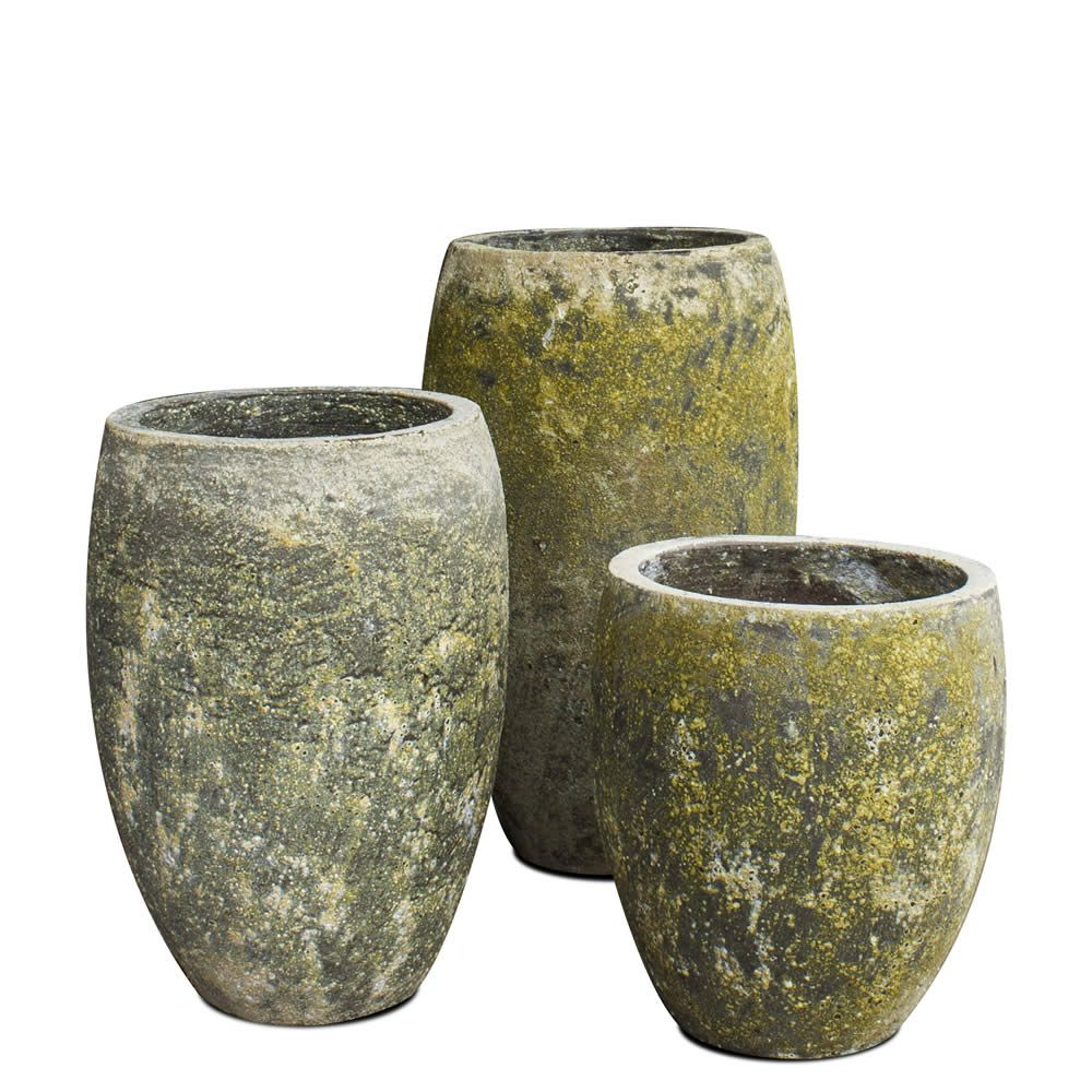 Atlantis Tall Egg Planter Wentworth Planters, Water