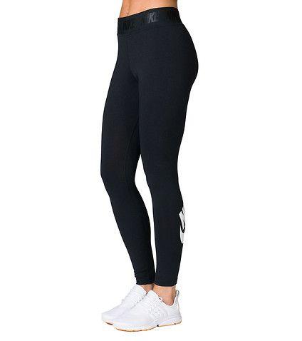 8c7d18cb71ef Nike - Bottoms - NSW High Waist Leg A See Legging
