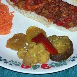 Grandmother's Mustard Pickles - Allrecipes.com