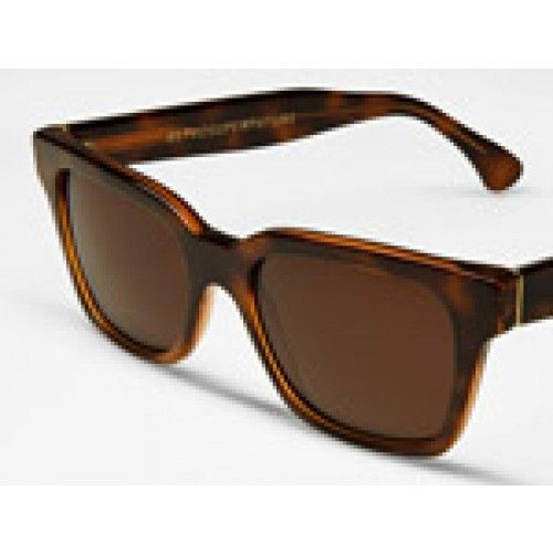 Super Sunglasses Dark Havana (BROWN)