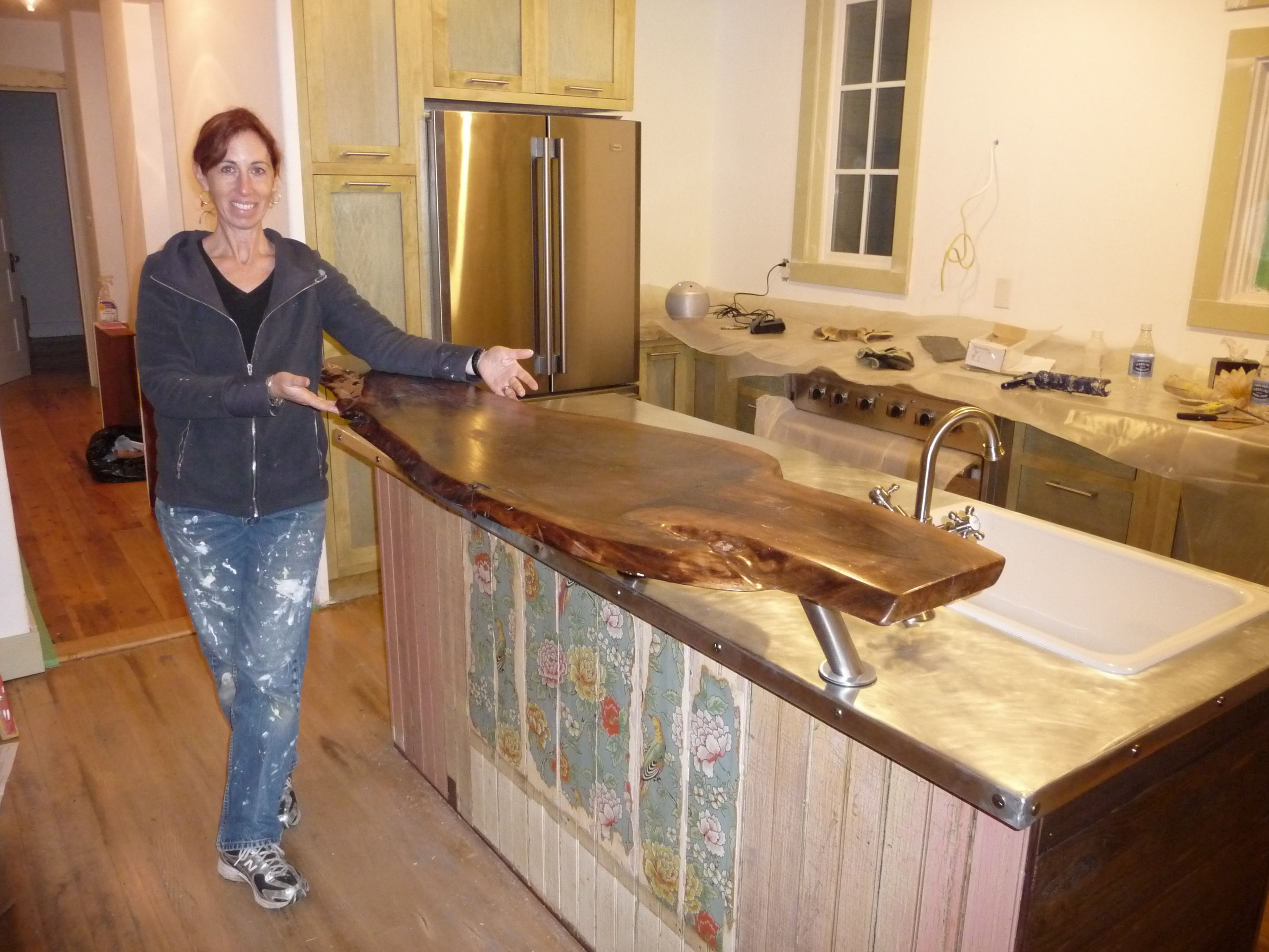 Kitchen Island Kitchen Island Countertop Thickness | someday ...