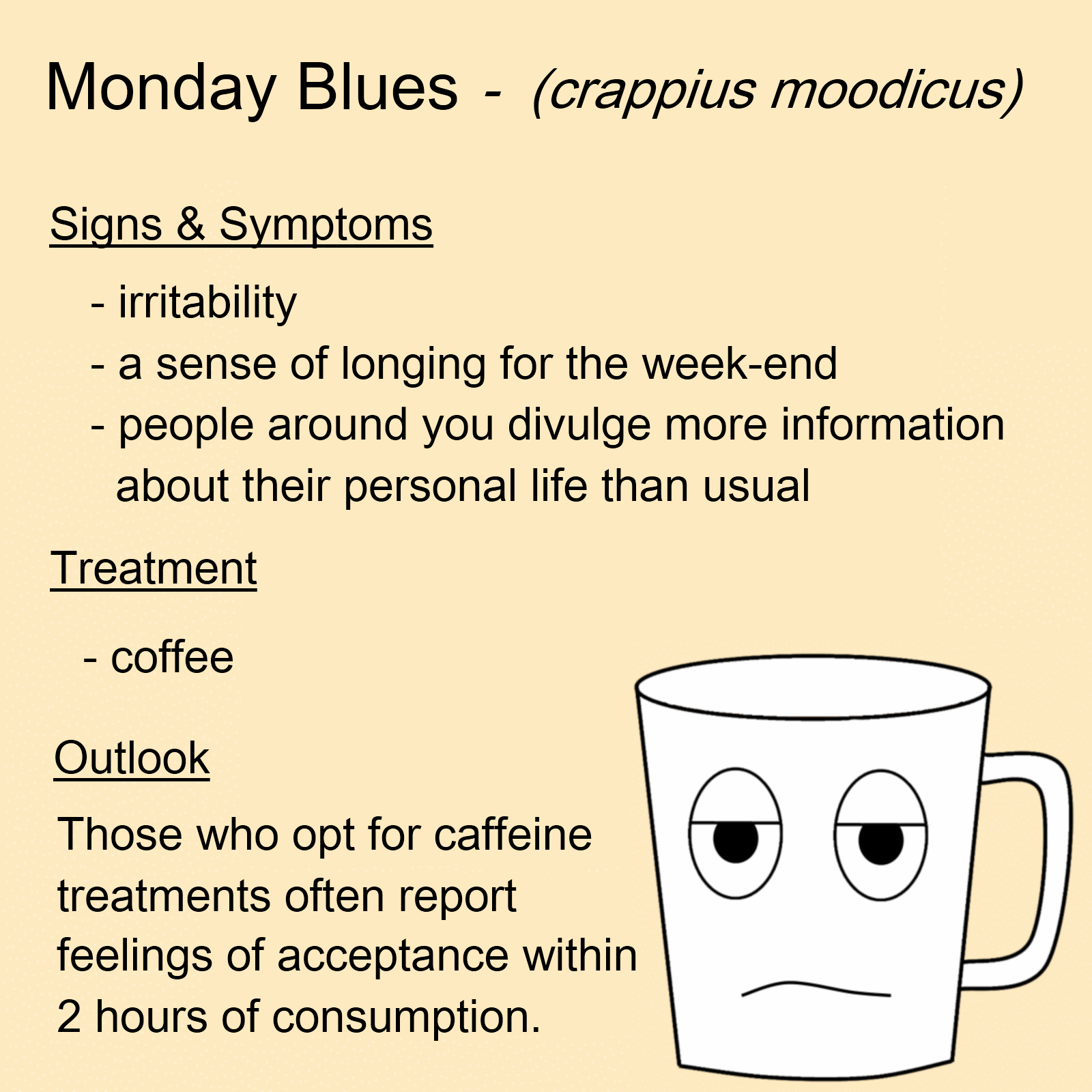 Monday Monday Careful Coffee Cartoons Happy Monday Monday Humor Monday Coffee Coffee Jokes