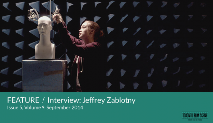 TFS Festival Quickie: Jeffrey Zablotny, director of Chamber Drama