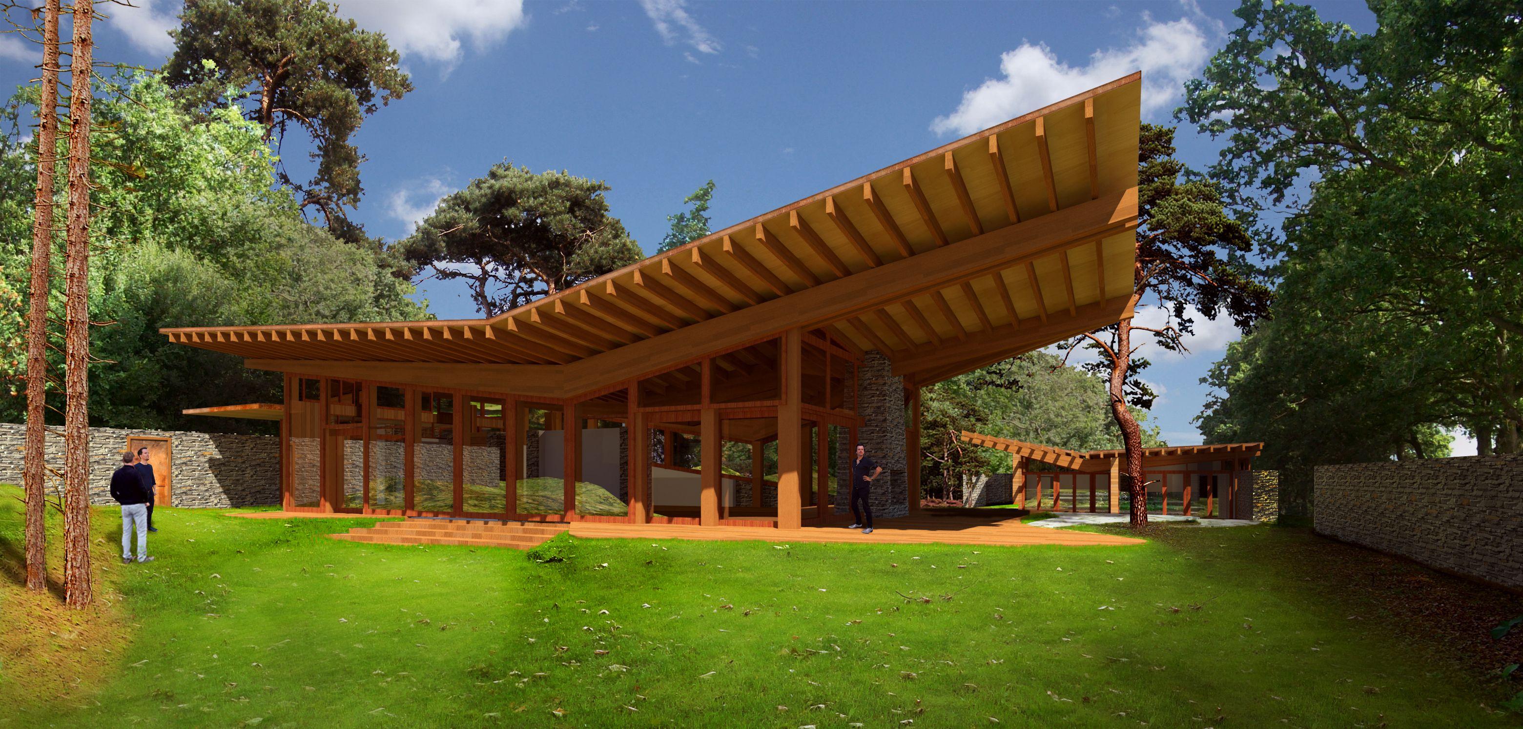 Villa Eeuwigelaan Bergen Architecture Architecture