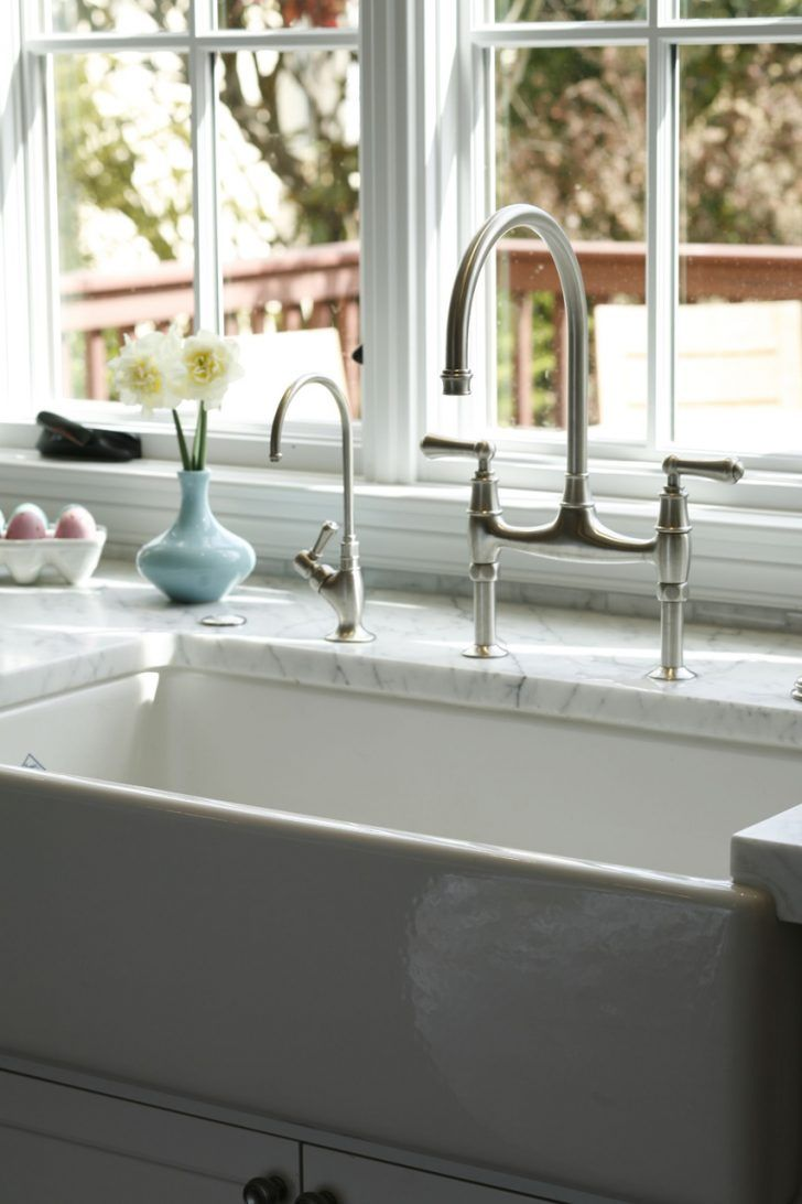 Exclusive Design Styles Rohl Kitchen Faucets That Meet ...