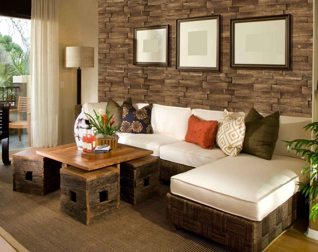 10 ideas para decorar tus paredes con el material m s - Material para pintar paredes ...