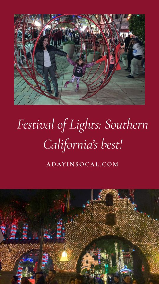 8 Tips to Enjoy the Riverside Festival of Lights in 2020