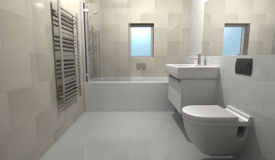 Small Bathroom Tile Ideas terrific bath tiling trends for 2017 – shapes – part 4 - https