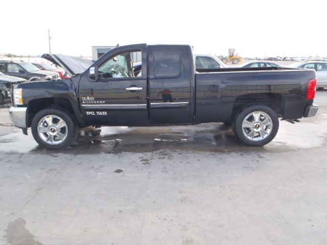 Still Have Parts Available 2013 Chevrolet Chevy Silverado For Used