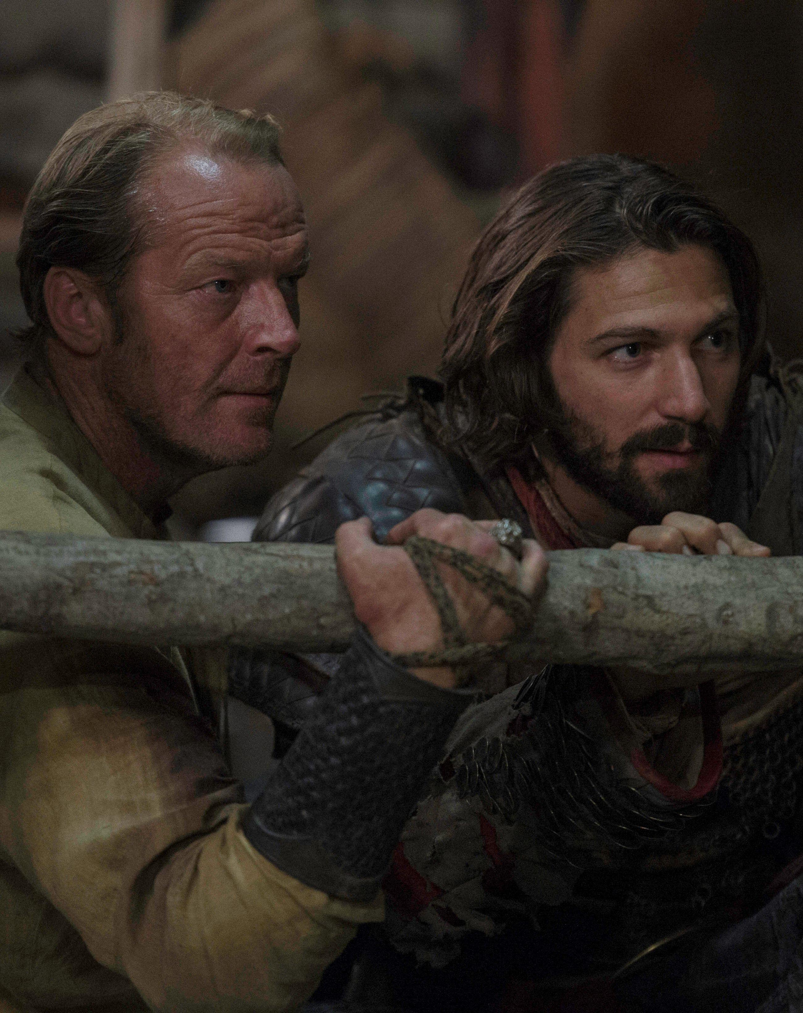 jorah mormont and daario naharis game of thrones season