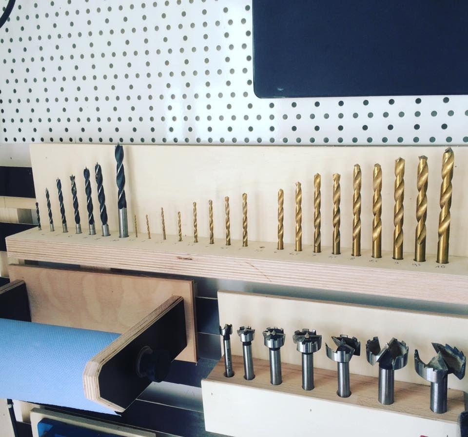 Pin von Jens Ruhnow auf Werkzeughalter   Werkzeugwand ...
