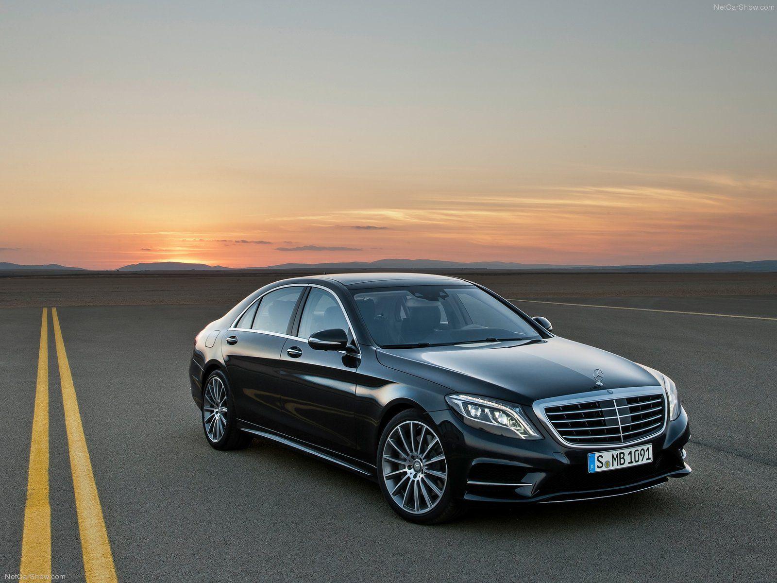 2014 Mercedes Benz SClass Dream CarMercedes Benz