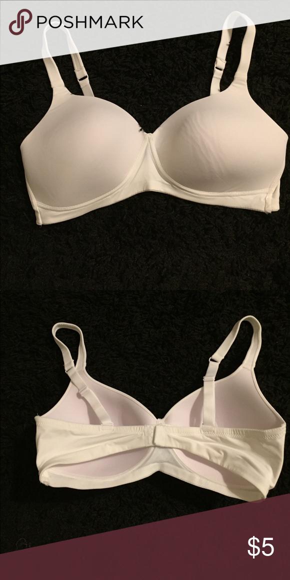 White Bra Dream fit 36C bra Dream Fit Intimates & Sleepwear Bras