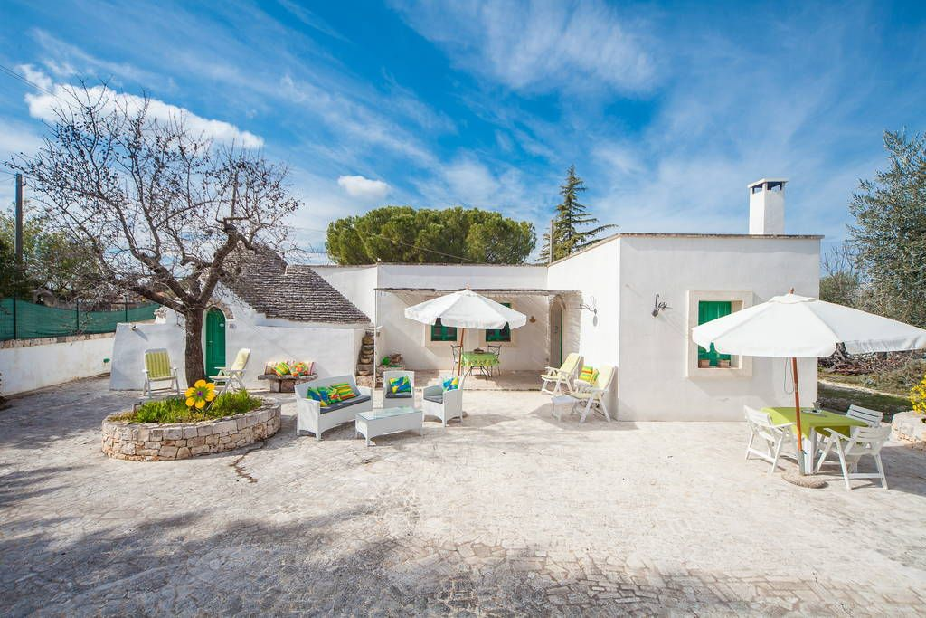 Check out this awesome listing on Airbnb: Trullo Black Cherry, Putignano - Houses for Rent in Putignano