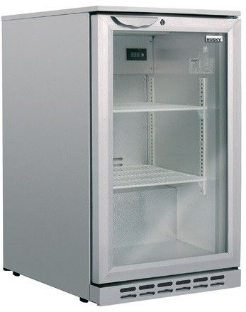 Husc1840hy Husky 103l Glass Door Bar Fridge New Alfresco