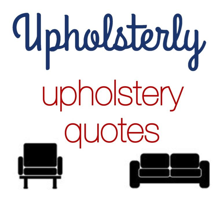 Free Local Upholstery Quotes On Upholsterly. Furniture ReupholsteryHome  Projects