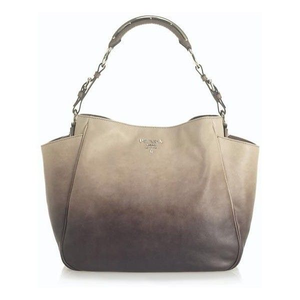 prada ombre shopper