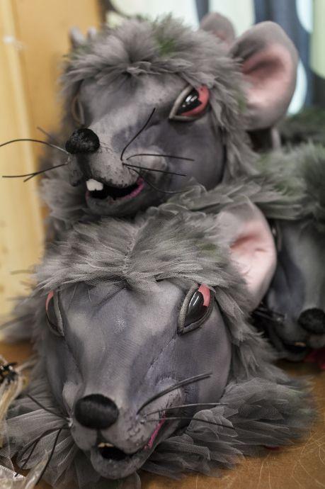 Costumes The Nutcracker Queensland Ballet Nutcracker Rat Costume Nutcracker Costumes