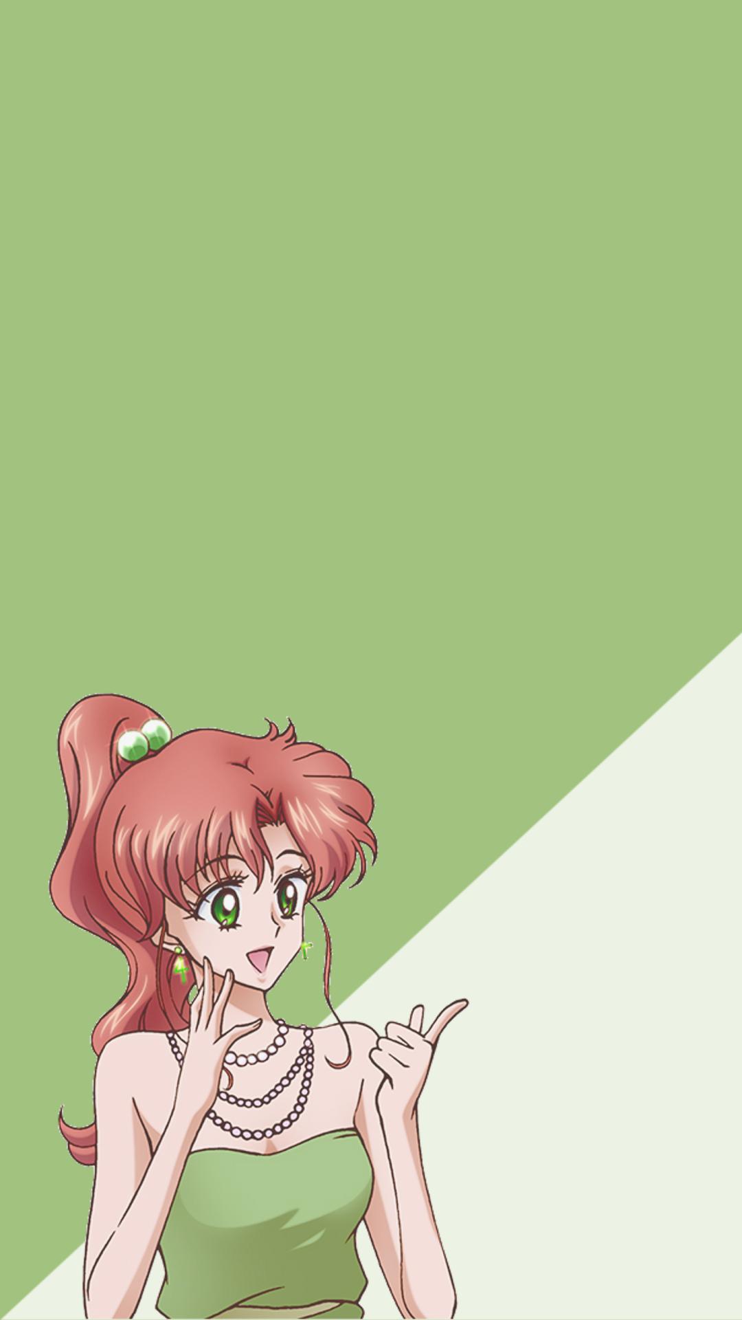 Jupiter Wallpaper Sailor Moon Crystal Sailor Jupiter Sailor Moon