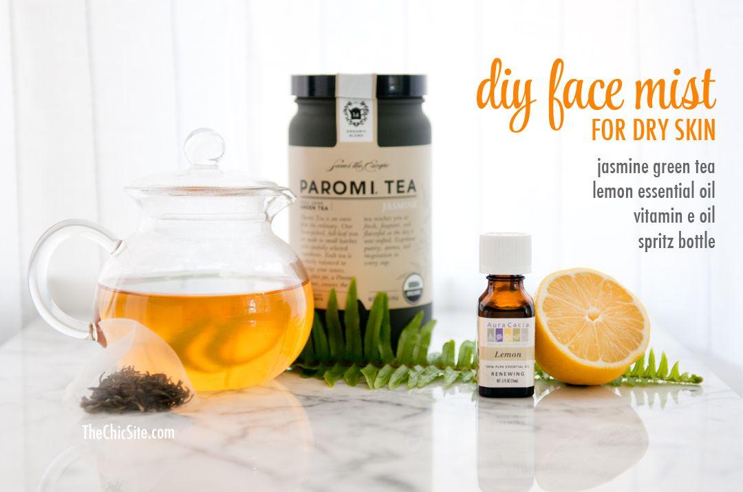Face Mist For Dry Skin Diy face mist, Face mist