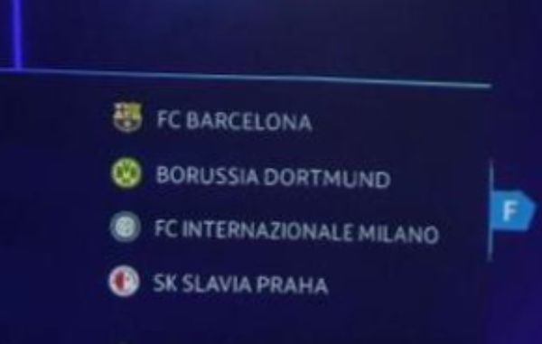 Where To Find Inter Milan Vs Slavia Prague On Us Tv And