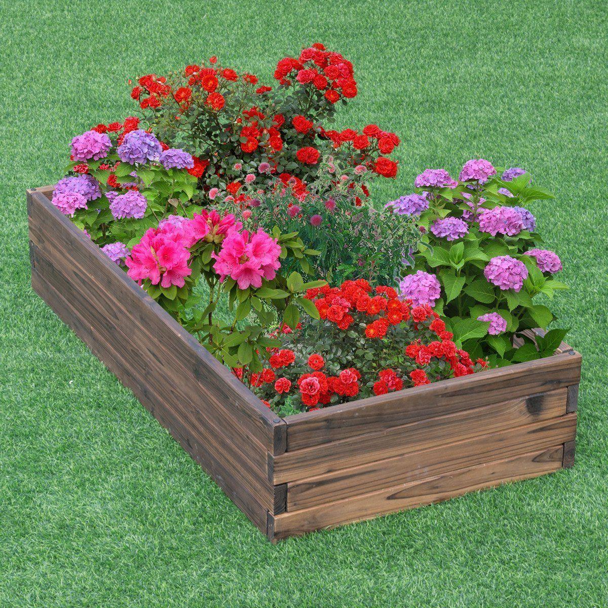 Pin by Amber Carmichael on Garden Garden planter boxes