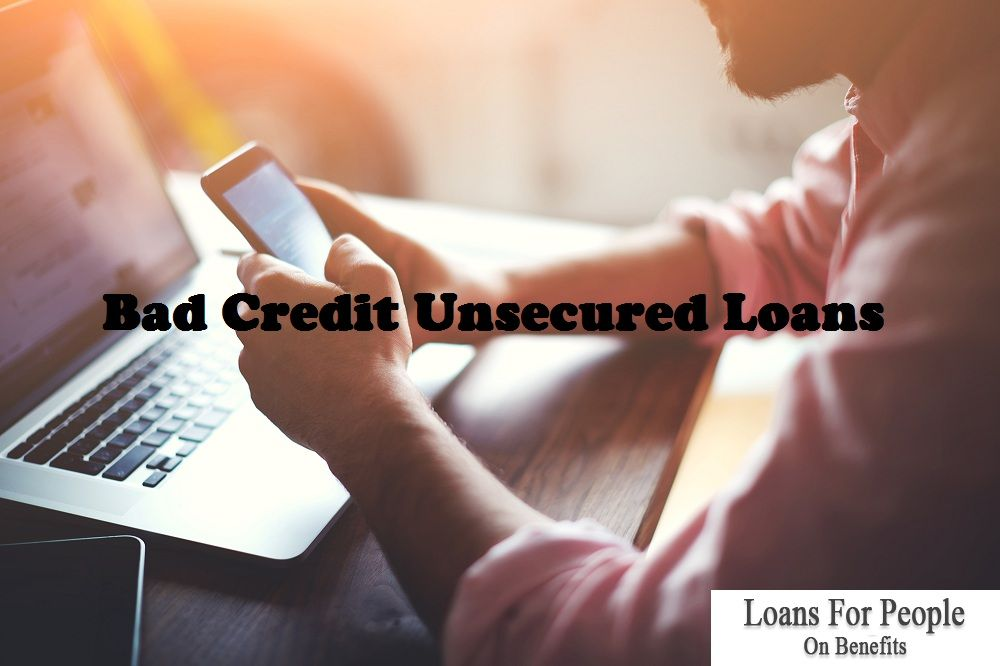 Bad Credit Unsecured Loans Unsecured Loans Bad Credit Loan