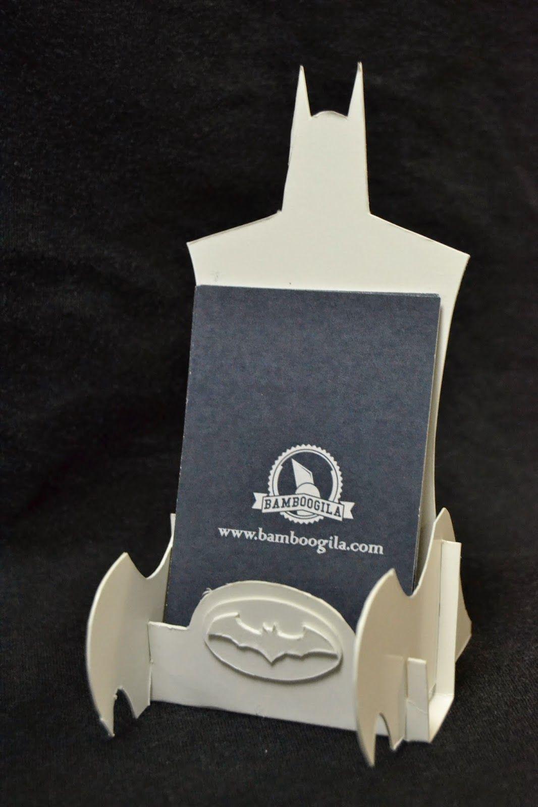 Batman Cardholder Papercraft | Crafty stuff | Paper models ... - photo#3