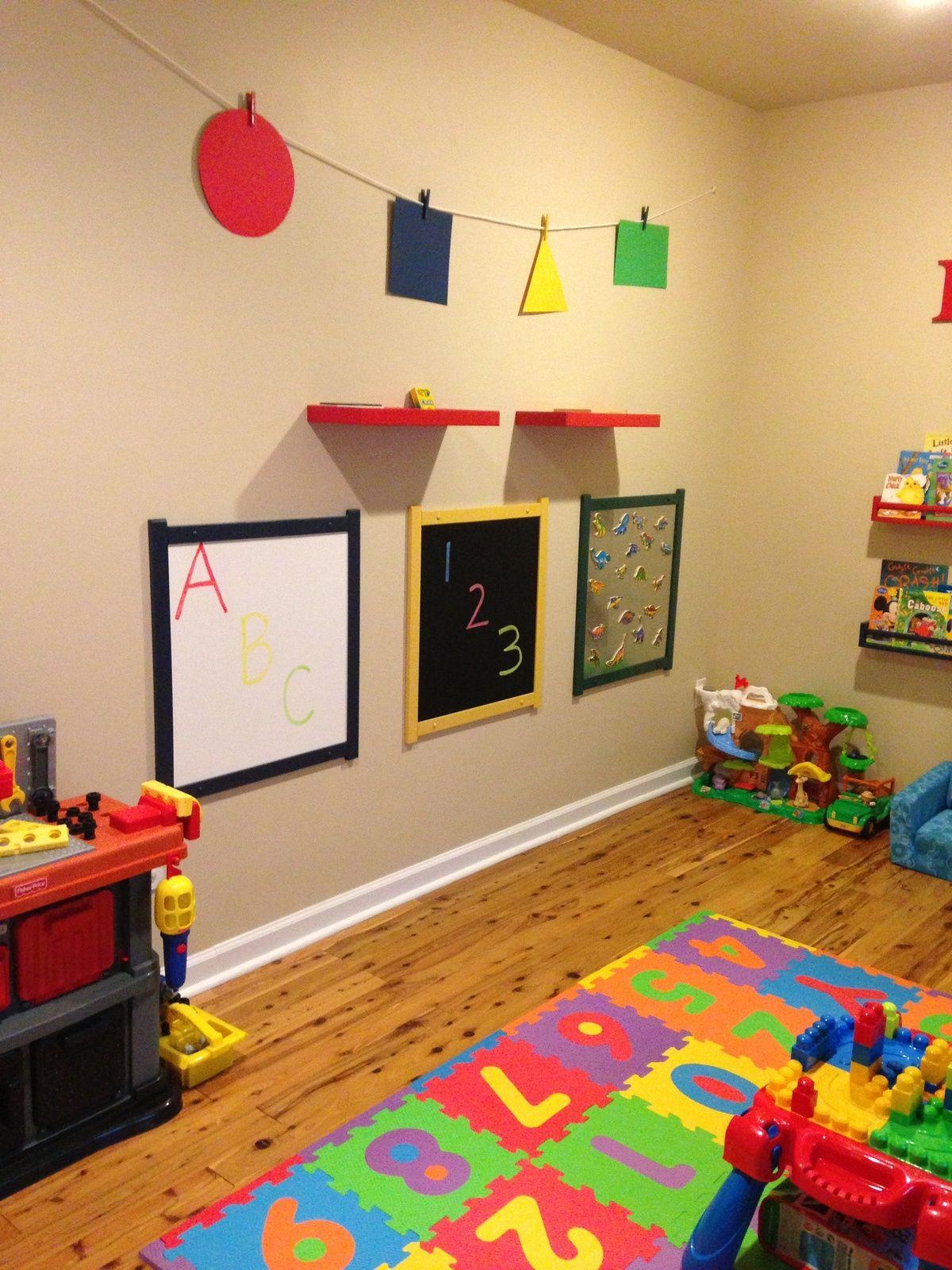 Playroom Colorful Playroom Playroom Storage Meara