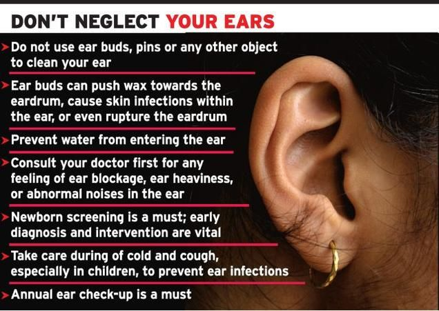 Ear Infection Could Lead To Hearing Loss Hearing Loss Ear Infection Hearing Health