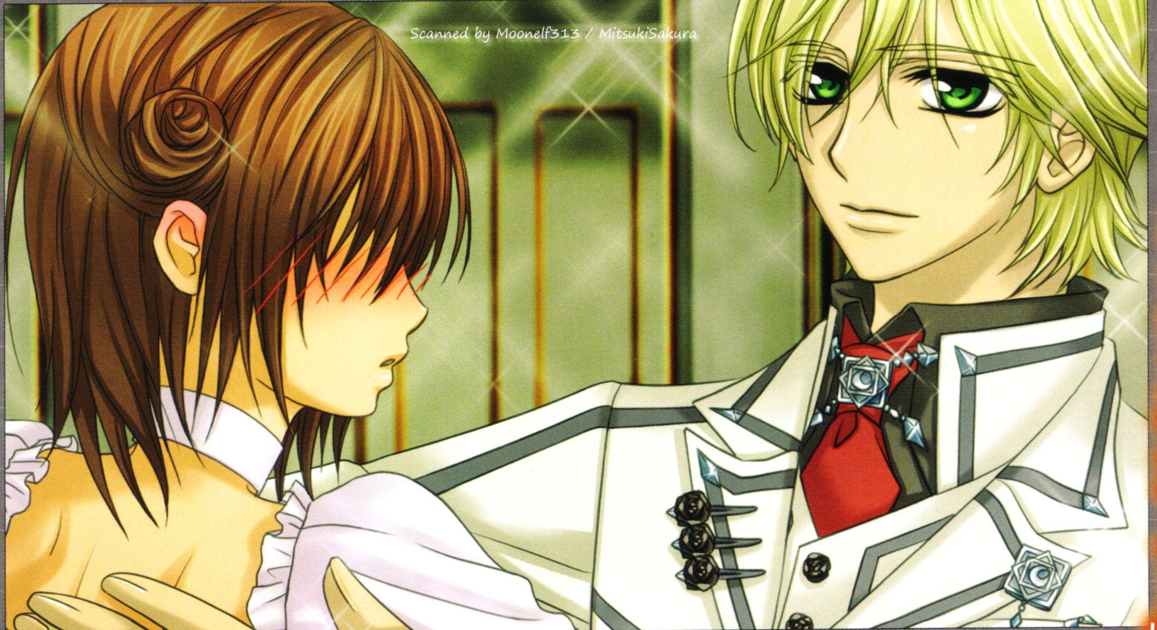 Vampire Knight/401616 Zerochan Vampire knight, Anime