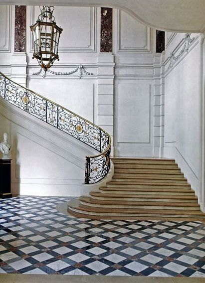The Relished Roost: Historic Houses of Paris:Residences of the Ambassadors