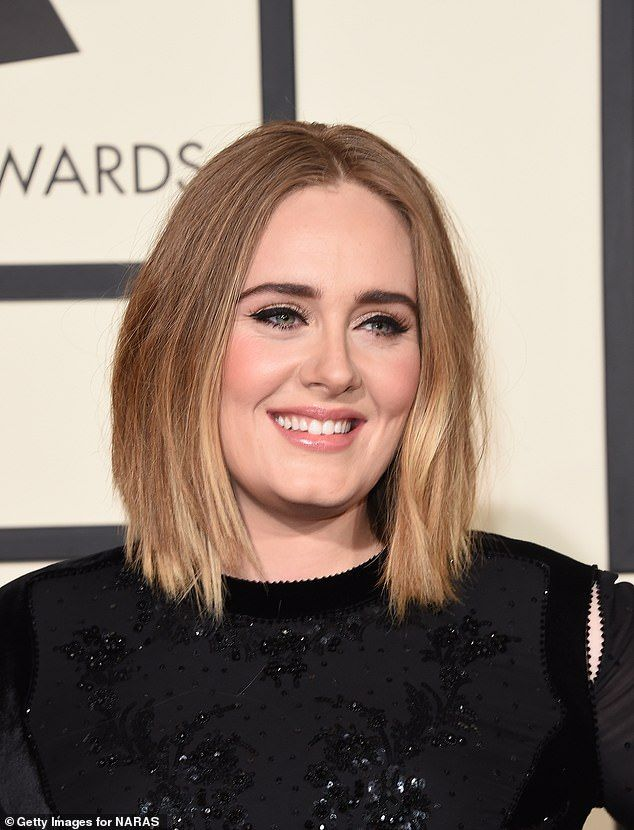 Adele's make-up artist reveals 'exciting news comi