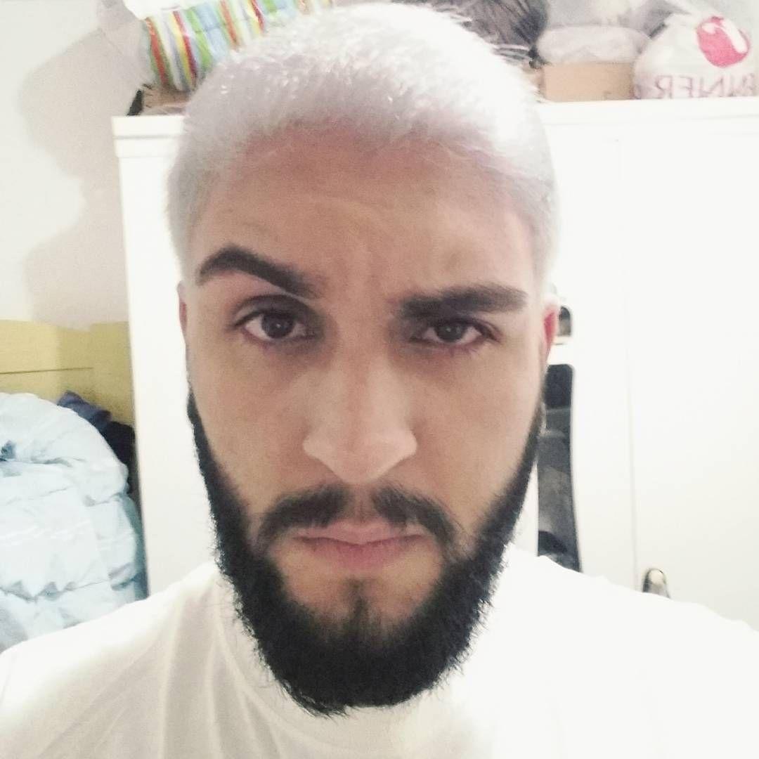 """""""... #whitehair #hair"""""""