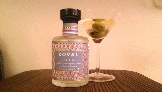 Koval Dry Gin Review Aspirational self-gifts