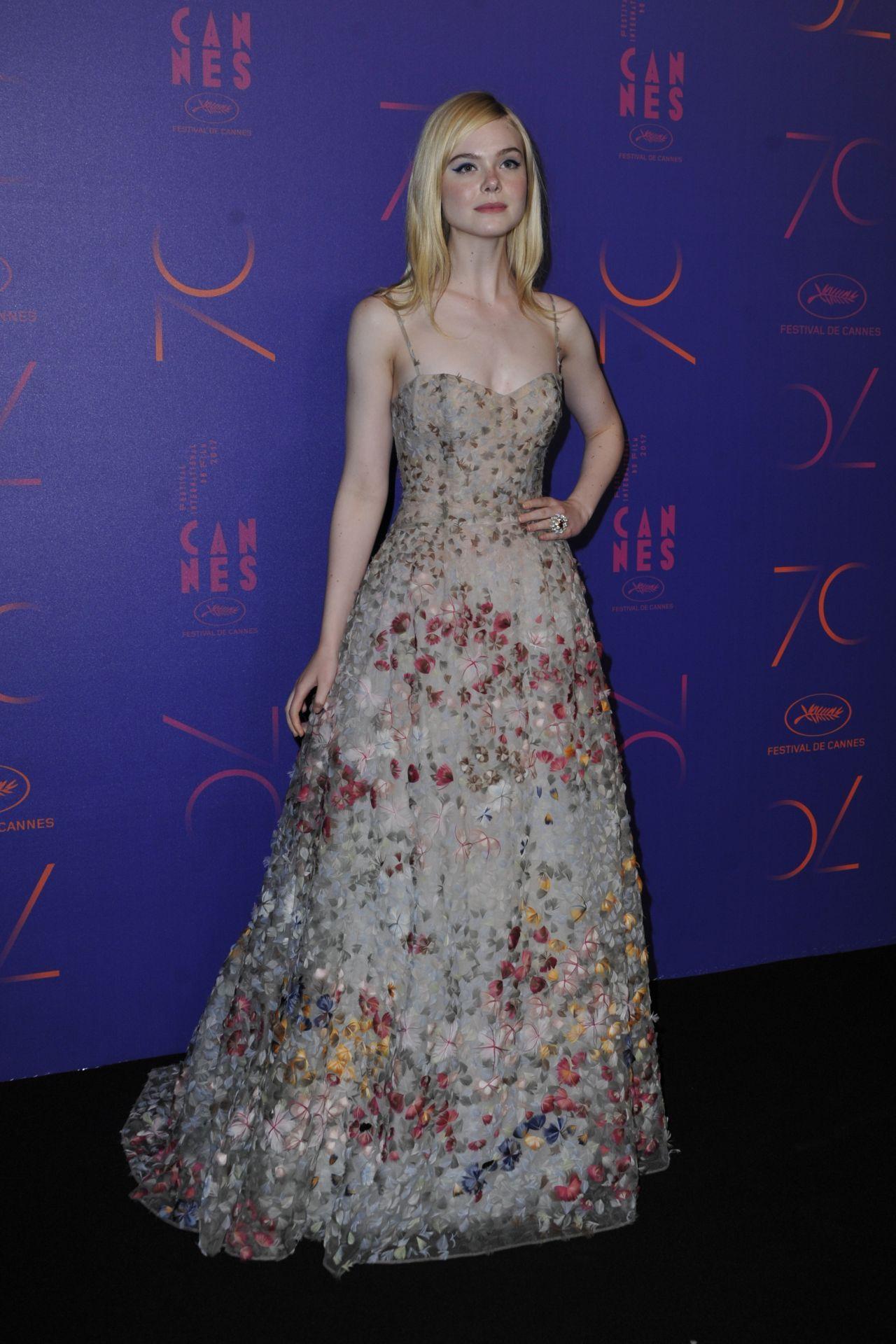 #Cannes, #CannesFilmFestival, #Elle, #ElleFanning, #Movie Elle Fanning at 70th Anniversary Dinner – Cannes Film Festival 05/23/2017 | Celebrity Uncensored! Read more: http://celxxx.com/2017/05/elle-fanning-at-70th-anniversary-dinner-cannes-film-festival-05232017/