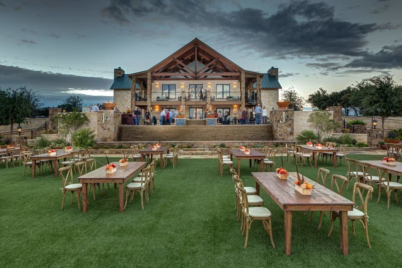 6 allinclusive texas hill country wedding venues see