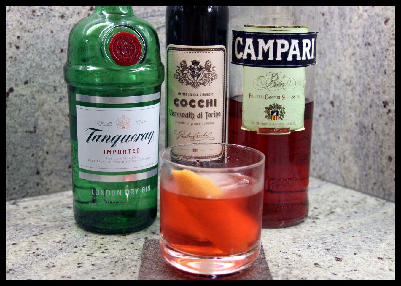 Champion Ingredients Get Champion Lighting In 2020 Best Gin Negroni Vermouth